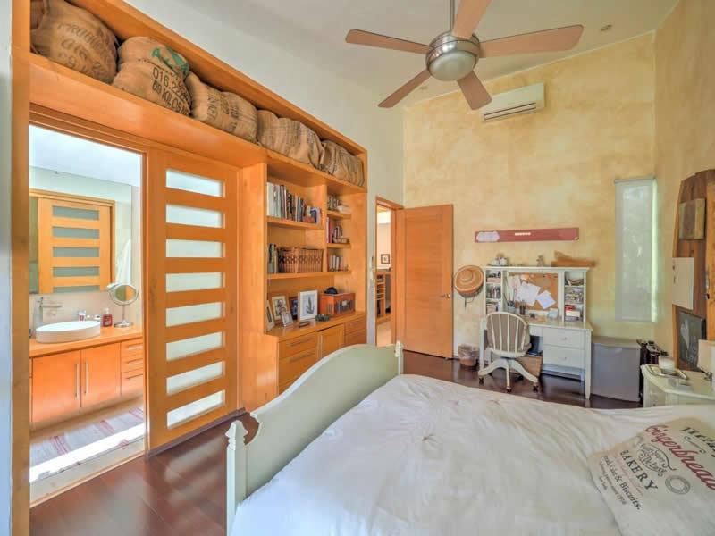 Segunda recámara Casa con alberca en venta El Tigre Nuevo Vallarta
