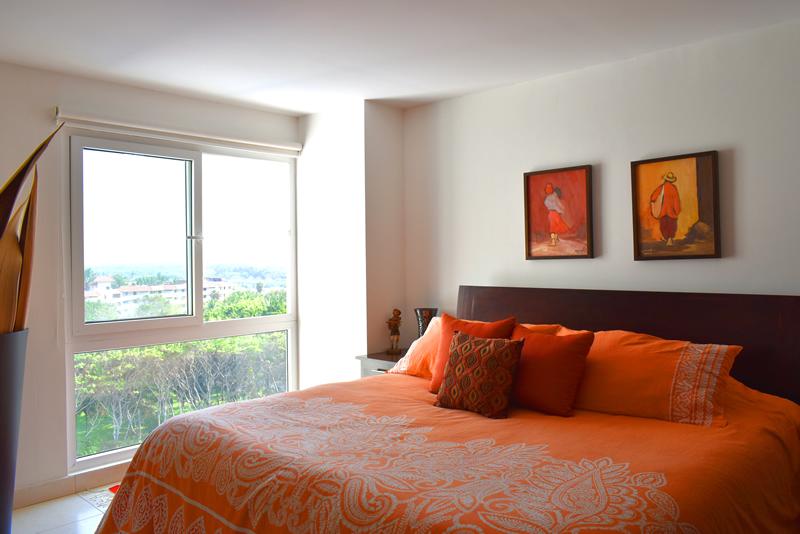 Habitación secundaria Condominio con vista al Mar en Venta Villa Magna Nuevo Vallarta