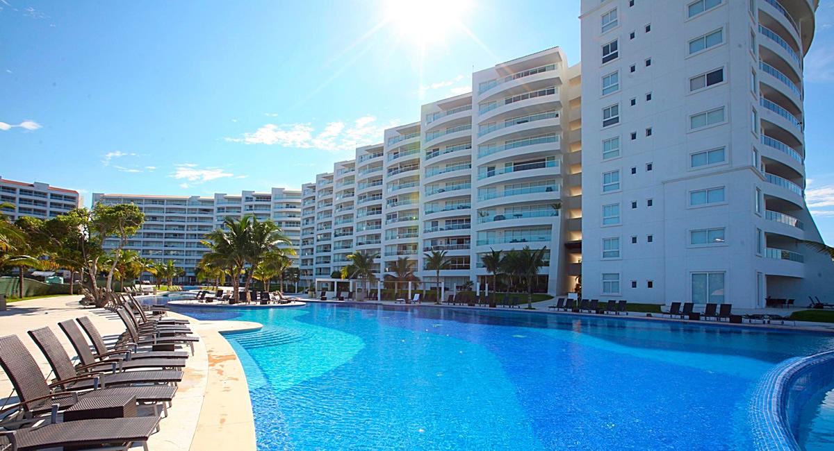 Sillas de sol Condominio Villa Magna en Nuevo Vallarta