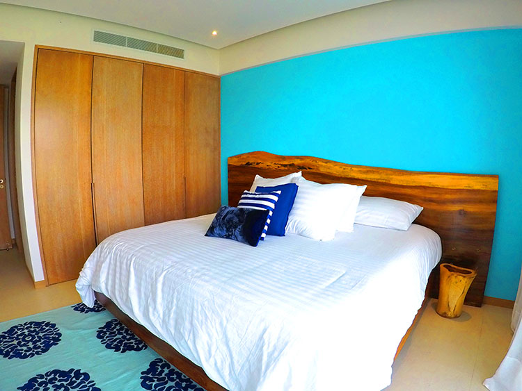 Suite en Blanco y Azul- Penthouse frente al mar, Península Nuevo Vallarta México
