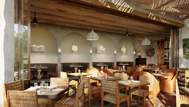 Restaurant Susurros del Corazón Punta de Mita
