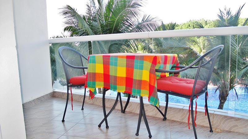 Terraza con vista al mar Condominio en venta Villa Magna Nuevo Vallarta
