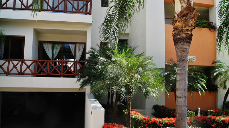 Terraza Condominio Punta Esmeralda La Cruz de Huanacaxtle Riviera Nayarit