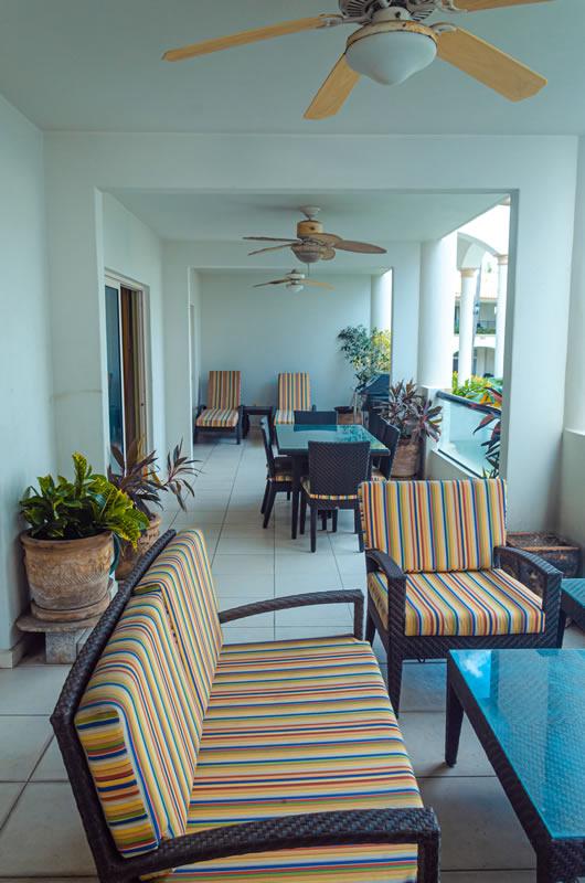 Terraza Grand Marina Villas Nuevo Vallarta