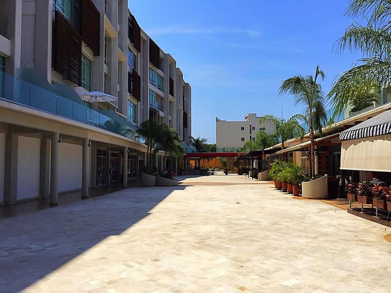 Terraza Local comercial en venta Plaza 3.14 Living Nuevo Vallarta