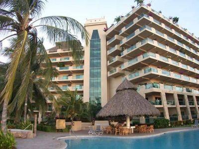 Front -Ocean Vista Residences Condominum Nuevo Vallarta