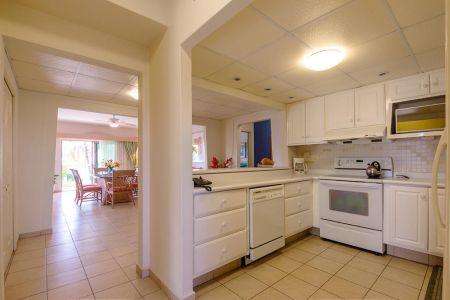 Kitchen-Ocean Vista Residences Condominum Nuevo Vallarta