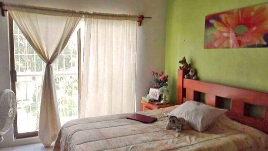 Master Bedroom Two-Story House In Ixtapa Jalisco