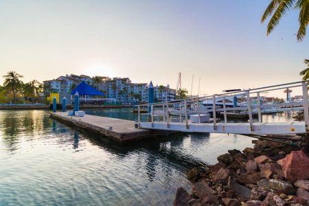 Muelle-en-Casa Punta Iguana en Marina Vallarta Puerto Vallarta