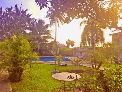Pool - Two-Story House In Ixtapa Jalisco