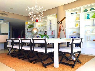 Shelves-Ocean Front Corner Penthouse In Peninsula Nuevo Vallarta