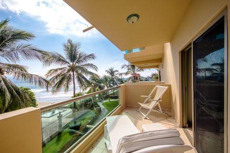 Sunchair-Ocean Vista Residences Condominum Nuevo Vallarta