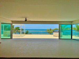 Amplia zona penthouse en venta Condominio Península en Nuevo Vallarta Nayarit