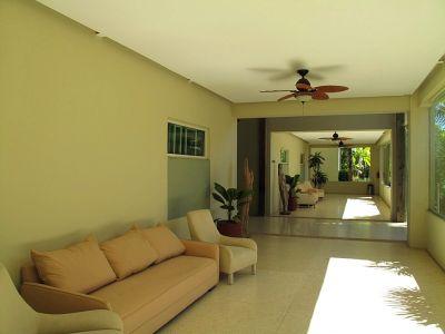 Área de descanso Desarrollo Península Golf Condominio en venta, El Tigre, Nuevo Vallarta, Nayarit, México