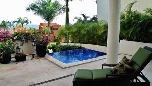 Rest area Condominium Punta Esmeralda La Cruz de Huanacaxtle Riviera Nayarit