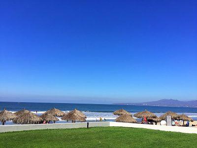 Áreas verdes playa Departamento en Venta VillaMagna Nuevo Vallarta Nayarit