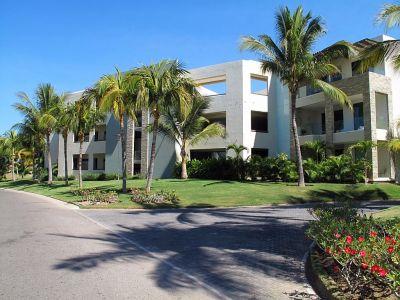 Arquitectura Desarrollo Península Golf Condominio en venta, El Tigre, Nuevo Vallarta, Nayarit, México