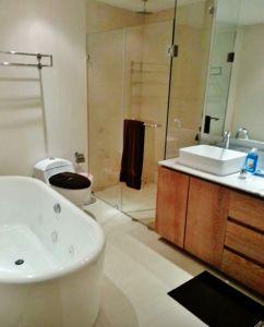 Baño completo Condominio Peninsula en Nuevo Vallarta Nayarit