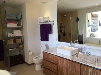 Baño Condominio en Venta Península Nuevo Vallarta Nayarit México Desarrollo Habitacional