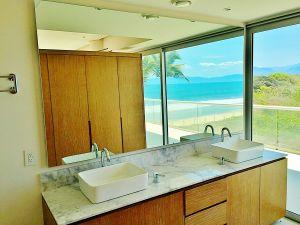 Baño penthouse en venta Condominio Península en Nuevo Vallarta Nayarit