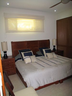 Cama recámara Desarrollo Península Golf Condominio en venta, El Tigre, Nuevo Vallarta, Nayarit, México