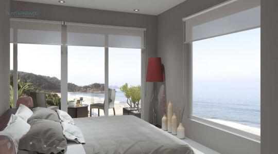 Casa con vista al mar Fase 3 Punta Paraíso