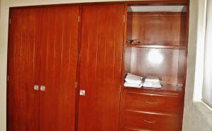 Bedroom closet Condominium Punta Esmeralda La Cruz de Huanacaxtle Riviera Nayarit