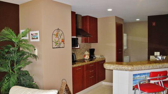 Cocina Condominio en venta Villa Magna Nuevo Vallarta