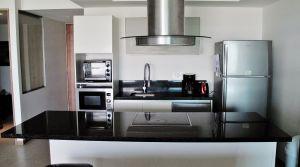 Cocina Condominio Peninsula en Nuevo Vallarta Nayarit