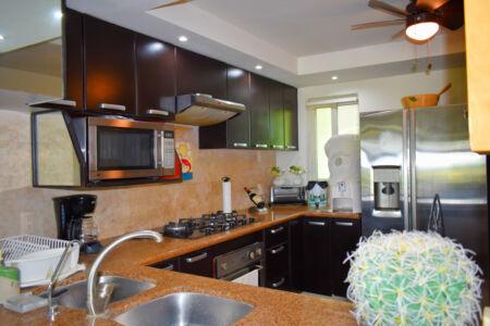 Cocina Penthouse Green Bay, El Tigre, Nuevo Vallarta