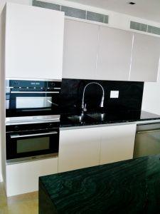 Cocina integral Penthouse en Condominio Península Nuevo Vallarta