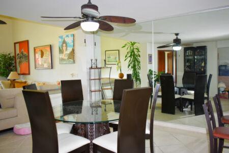 Comedor Penthouse Green Bay, El Tigre, Nuevo Vallarta