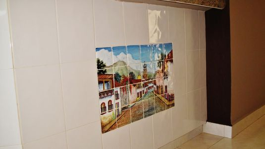 Decoración cocina Condominio en venta Villa Magna Nuevo Vallarta