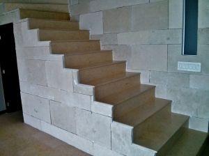 Escaleras Penthouse en Condominio Península Nuevo Vallarta