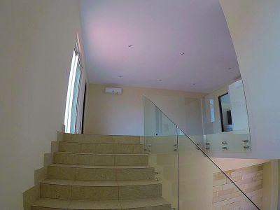 Escaleras segundo Casa Vista Lagos Paradise Village El Tigre Nuevo Vallarta Nayarit México