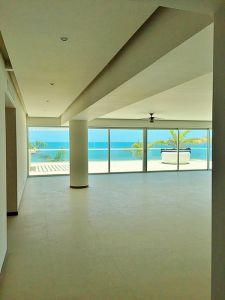 Interior penthouse en venta Condominio Península en Nuevo Vallarta Nayarit