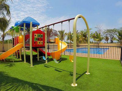 Juegos infantiles Casa Vista Lagos Paradise Village El Tigre Nuevo Vallarta Nayarit México