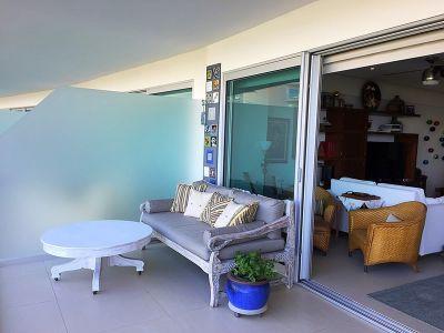 Muebles terraza Condominio en Venta Península Nuevo Vallarta Nayarit México Desarrollo Habitacional