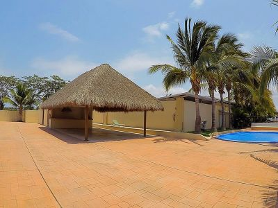 Palapa Casa Vista Lagos Paradise Village El Tigre Nuevo Vallarta Nayarit México