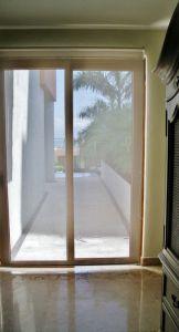 Pasillo alberca Condominio Punta Esmeralda La Cruz de Huanacaxtle Riviera Nayarit