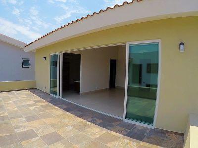 Patio terraza Casa Vista Lagos Paradise Village El Tigre Nuevo Vallarta Nayarit México