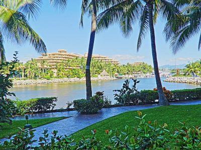 Piscina Oceano Vista Residences Condominio Nuevo Vallarta