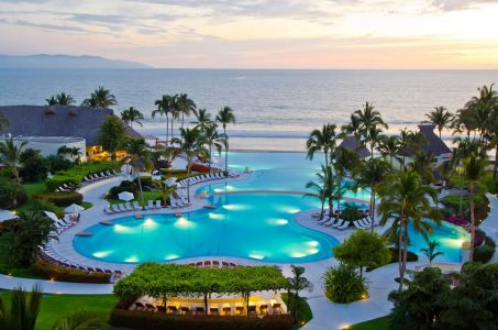 Playas Riviera Nayarit México