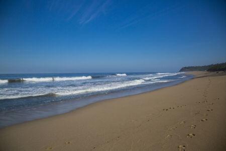 Playas tranquilas San Pancho, Nayarit