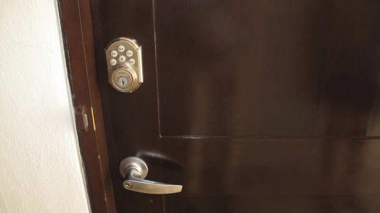 Puerta con seguridad Condominio en venta Villa Magna Nuevo Vallarta