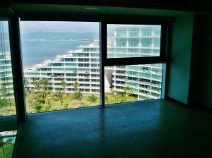 Recámara con vista al mar Penthouse en Condominio Península Nuevo Vallarta