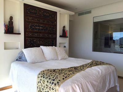 Recámara Condominio en Venta Península Nuevo Vallarta Nayarit México Desarrollo Habitacional