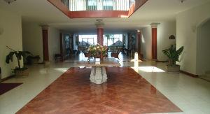 Recepcion Condominio Playa Royale en Nuevo Vallarta