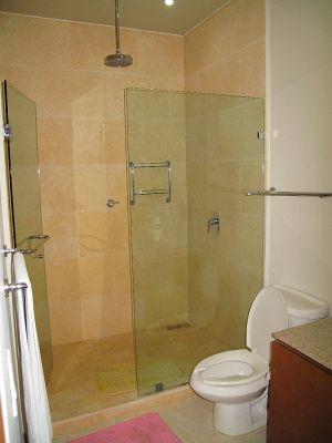 Regadera bano Desarrollo Península Golf Condominio en venta, El Tigre, Nuevo Vallarta, Nayarit, México