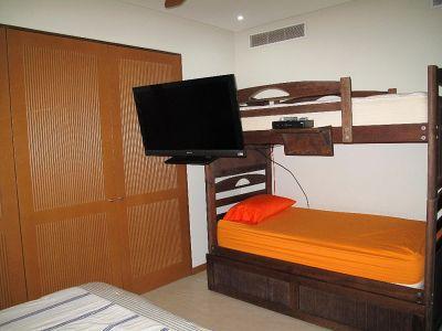 Segunda recámara Desarrollo Península Golf Condominio en venta, El Tigre, Nuevo Vallarta, Nayarit, México